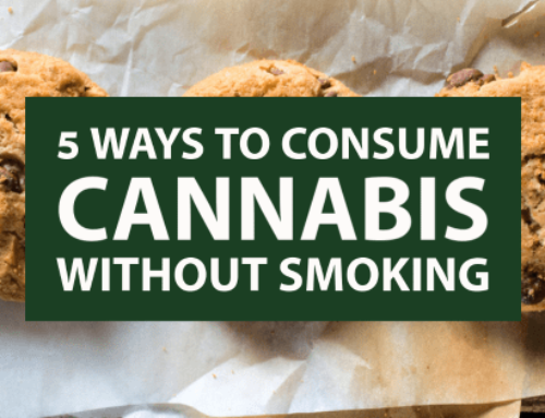 5 Ways To Consume Cannabis Without Smoking
