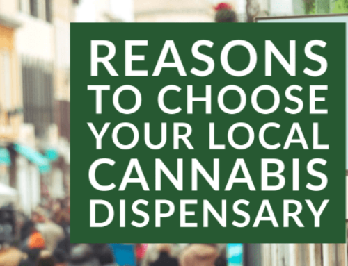 Reasons to Choose Your Local Cannabis Dispensary